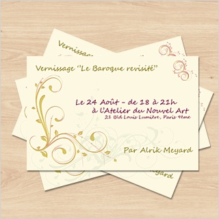 Imprimerie cartes invitation correspondance bordeaux2
